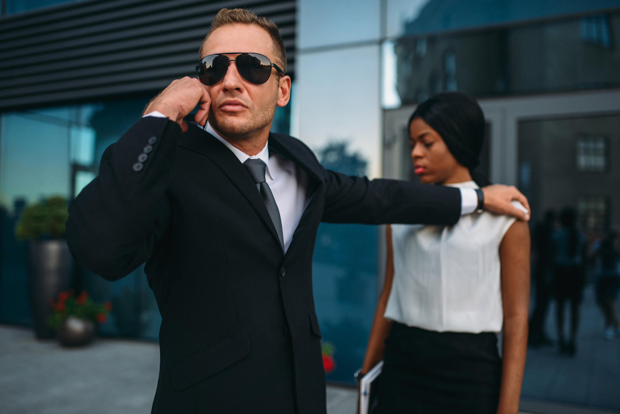 Bodyguard requests support for client protection