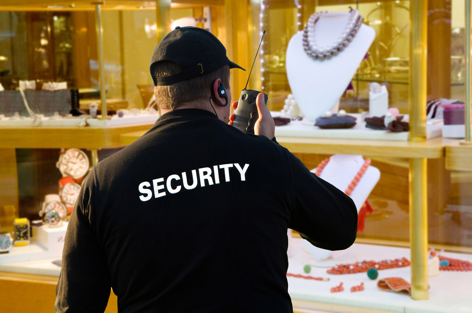 jewelery security